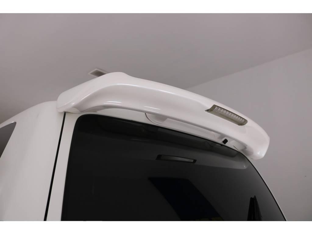 リアスポイラー☆ | トヨタ ランドクルーザー100 4.7 VXリミテッド Gセレクション 4WD 最終型 本革シート マルチレス