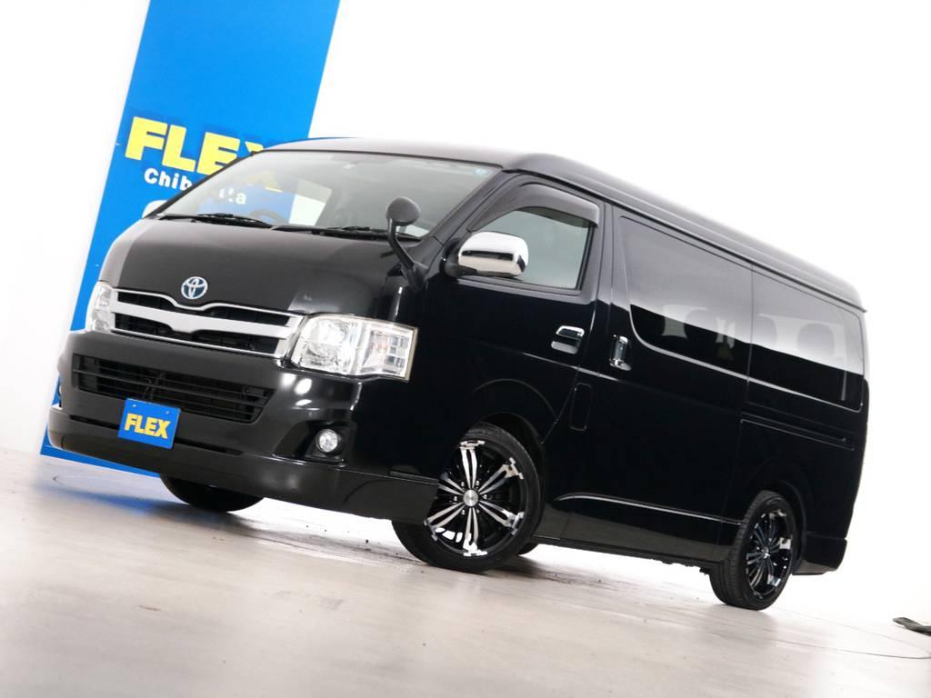 H23年 買取直販 ハイエースワゴンGL 6.2万km ガソリン2WD 10人乗り3ナンバー登録 スタンダードPKG!