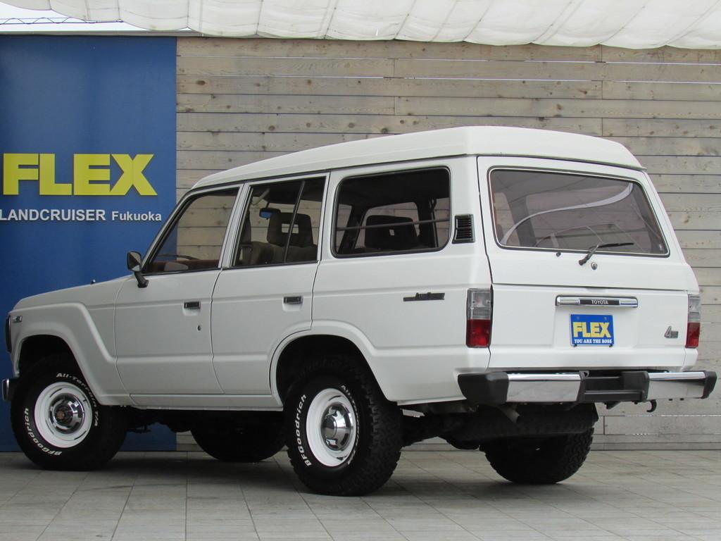 ランドクルーザー60 4.0 VX ハイルーフ ディーゼルターボ 4WD