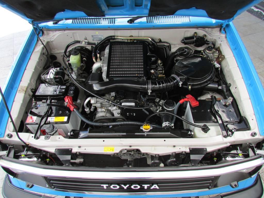 新品コイル&ショックで2インチリフトアップ! | トヨタ ランドクルーザープラド 3.0 TX ディーゼルターボ 4WD COLORBOMB