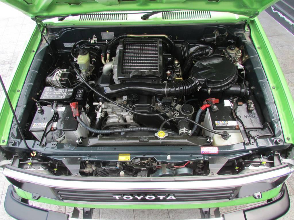 エンジンは3000ディーゼルターボ!最高のエンジンです! | トヨタ ランドクルーザープラド 3.0 TZ ディーゼルターボ 4WD COLORBOMB