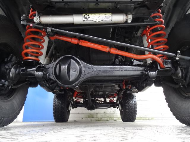 足回りの補正もバッチリです! | トヨタ ランドクルーザー80 4.5 VXリミテッド 4WD