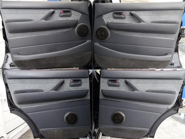 ドア内貼りもGOODコンディション! | トヨタ ランドクルーザー80 4.5 VXリミテッド 4WD