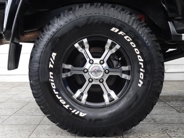 MKW16インチアルミホイールにBFグッドリッチATタイヤの組み合わせ! | トヨタ ランドクルーザー80 4.5 VXリミテッド 4WD