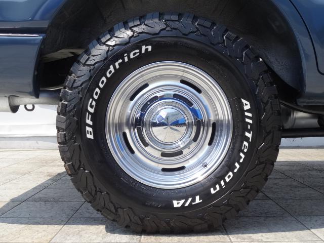 DEANクロスカントリーAWにBFグッドリッチATタイヤをそれぞれ新品インストール! | トヨタ ランドクルーザー80 4.5 VXリミテッド 4WD