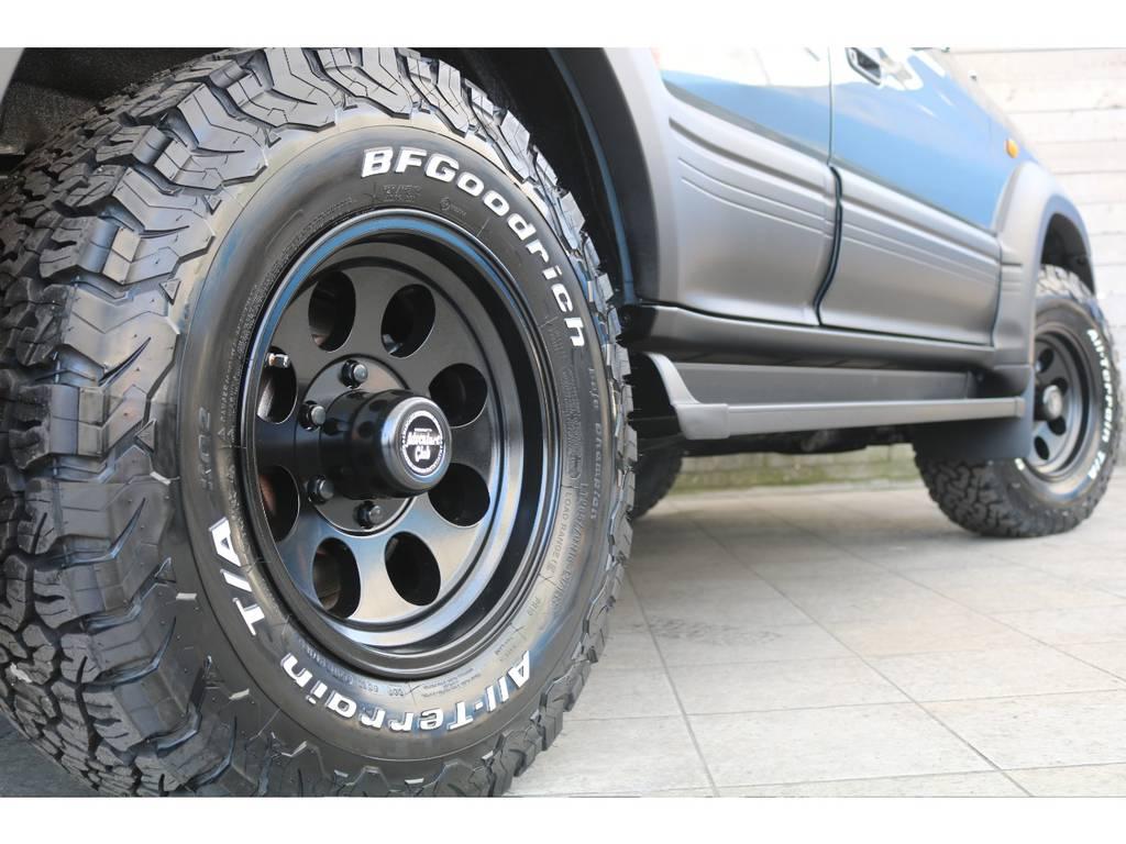 安心の保証もご用意いたしております! | トヨタ ランドクルーザープラド 2.7 TX 4WD カスタム車
