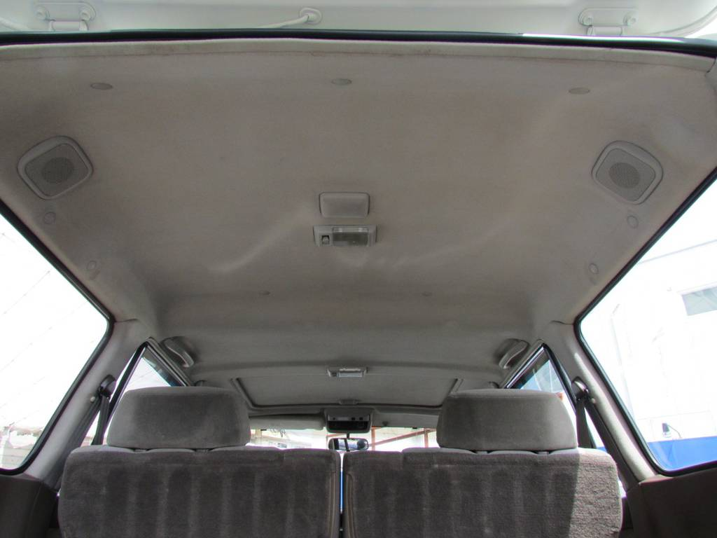 天張りもルームクリーニング済み! | トヨタ ランドクルーザー80 4.2 VXリミテッド ディーゼルターボ 4WD 最終モデル