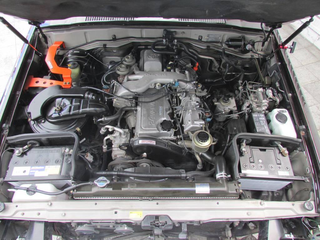 4200ccディーゼルターボ! | トヨタ ランドクルーザー80 4.2 VXリミテッド ディーゼルターボ 4WD 最終モデル