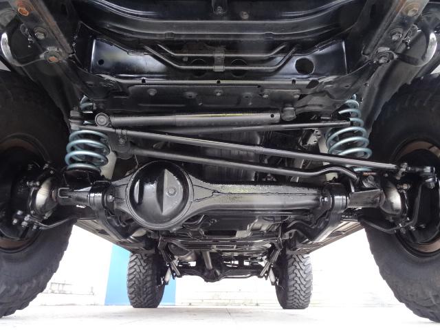 腐れも無くしっかりとした状態を維持! | トヨタ ランドクルーザー80 4.2 VX ディーゼルターボ 4WD