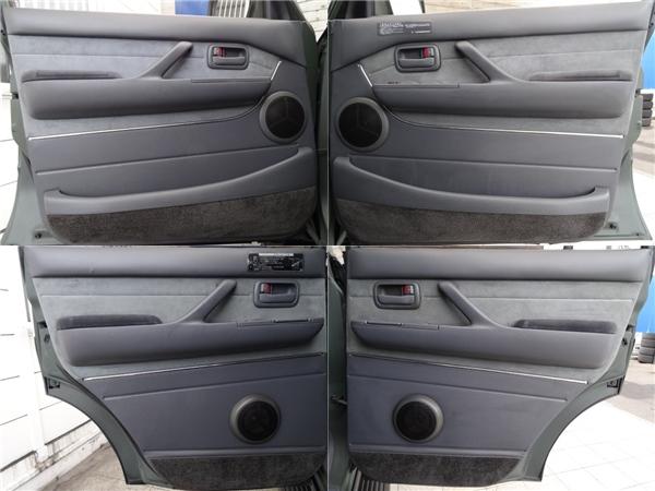内張りもキレイですよ! | トヨタ ランドクルーザー80 4.2 VX ディーゼルターボ 4WD