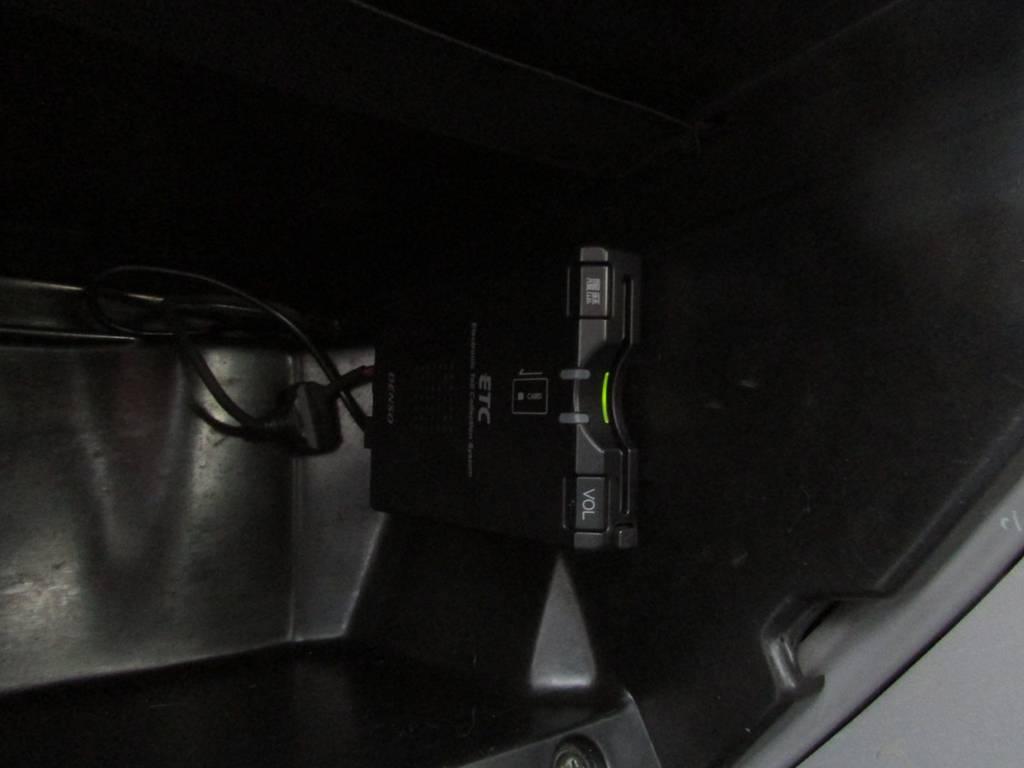ETCも付いてます♪   トヨタ ランドクルーザープラド 3.0 SXワイド ディーゼルターボ 4WD カスタム