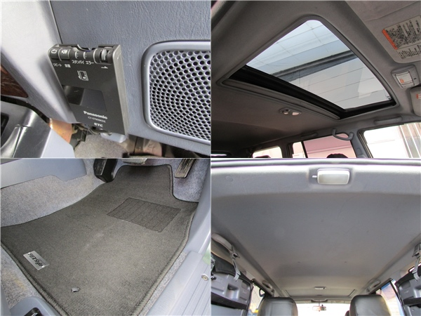 新品フレックスオリジナルフロアマットもインストール! | トヨタ ランドクルーザープラド 2.7 TX 4WD