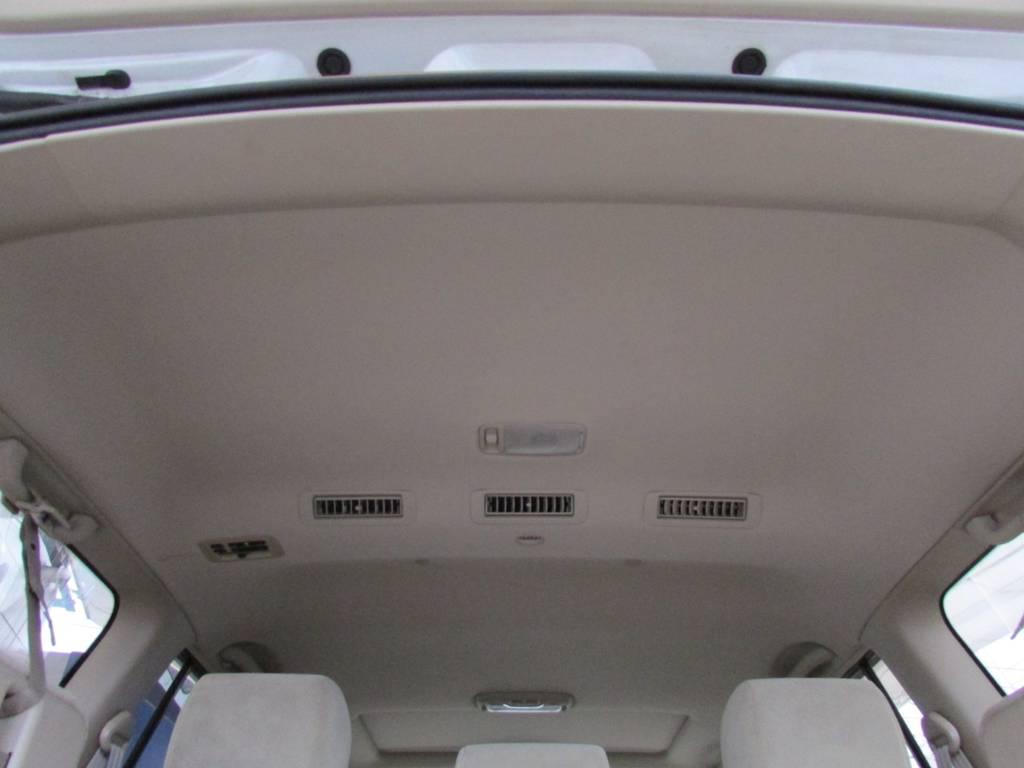 天張りもGOODコンディション! | トヨタ ランドクルーザー100 4.7 VXリミテッド 4WD Gセレクション