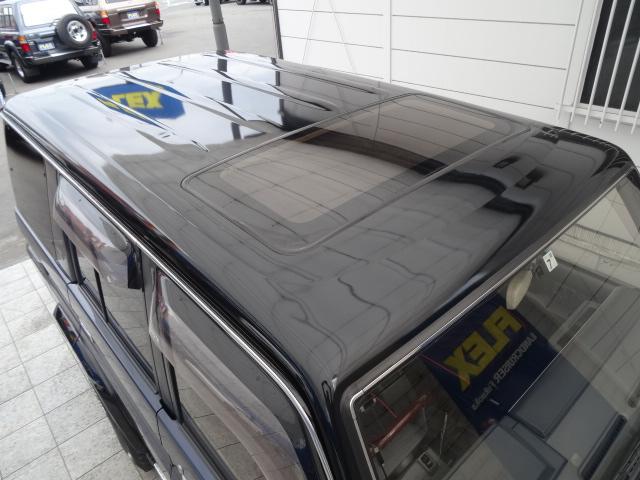 天井もGOODコンディション! | トヨタ ランドクルーザー70 4.2 ZX ディーゼル 4WD