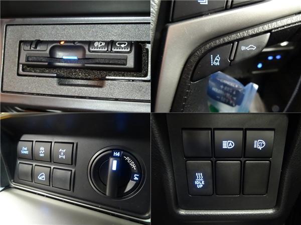 レーダークルーズコントロールやレーンディパーチャーアラートも装備! | トヨタ ランドクルーザープラド 2.8 TX ディーゼルターボ 4WD 新車コンプリート