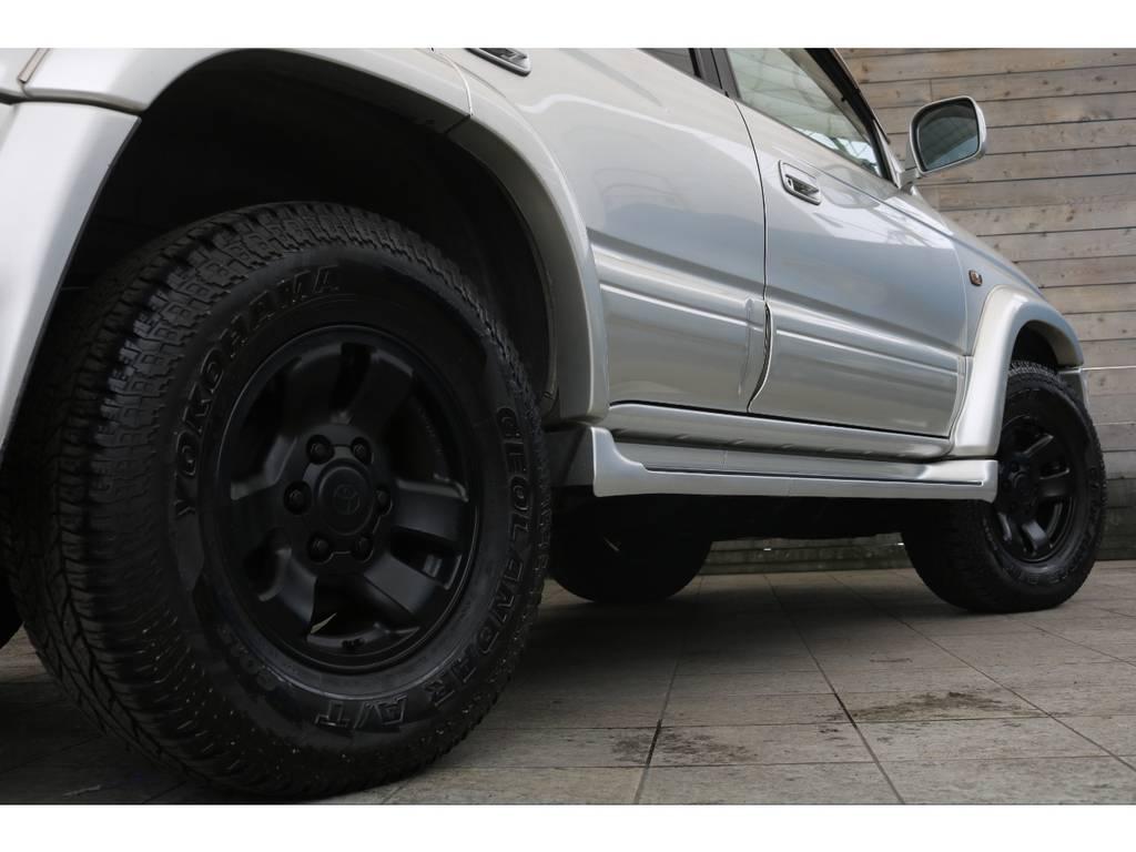 安心の保証もご準備しております! | トヨタ ハイラックスサーフ 2.7 SSR-G 4WD サンルーフ