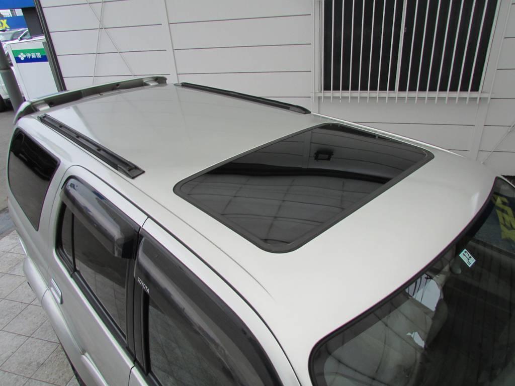 目立ったダメージもございません! | トヨタ ハイラックスサーフ 2.7 SSR-G 4WD サンルーフ