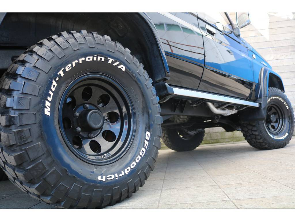 安心の保証もご用意いたしております!! | トヨタ ランドクルーザープラド 3.0 EXワイド ディーゼルターボ 4WD フルカスタム