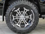 新品RAYS17インチAWに新品BFグッドリッチATタイヤの組み合わせ!