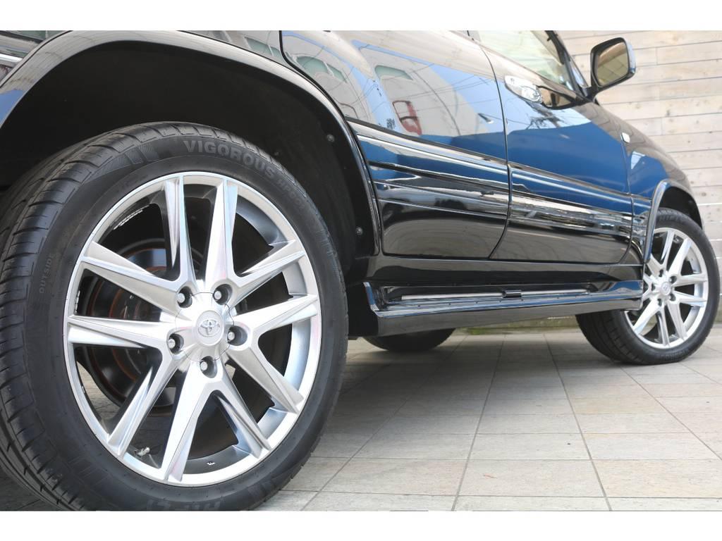 安心の保証もご準備しております! | トヨタ ランドクルーザーシグナス 4.7 4WD プレミアムエディション