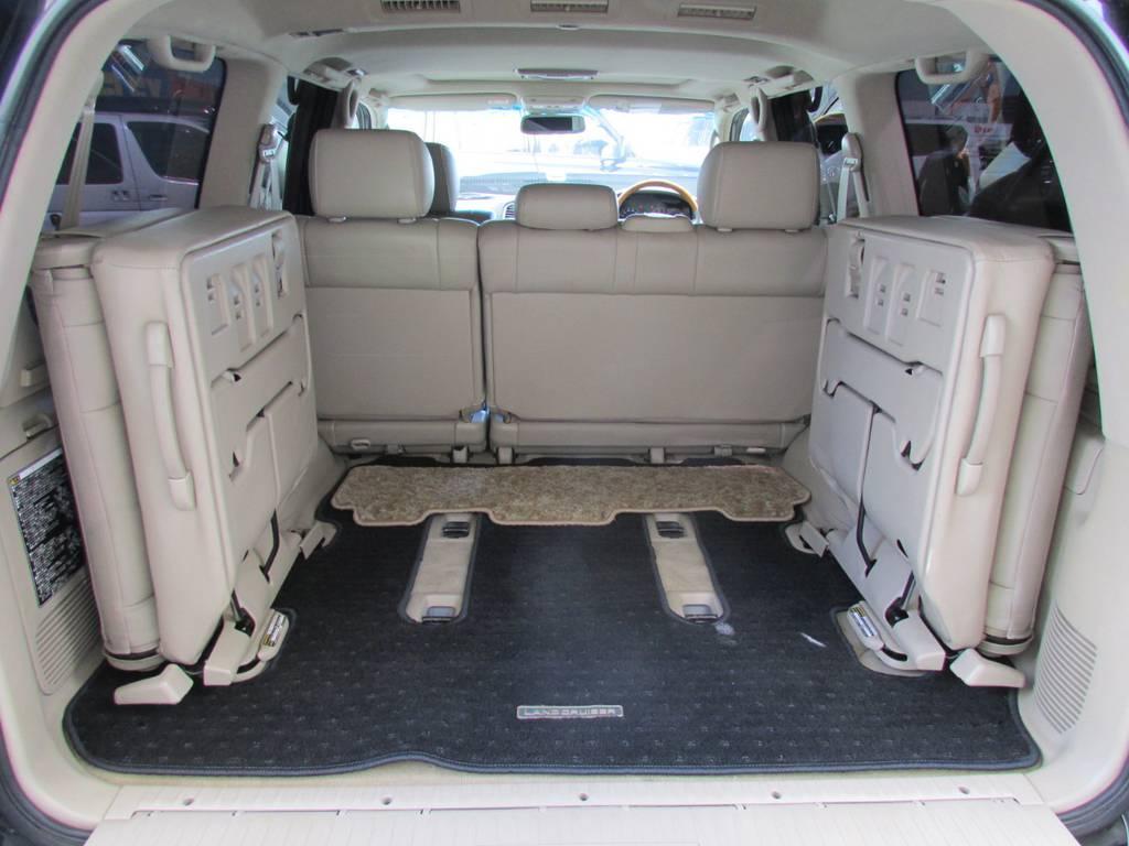 維持費の安い1ナンバー登録もお任せください! | トヨタ ランドクルーザーシグナス 4.7 4WD プレミアムエディション