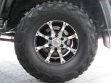 MKW16インチAWにKUMHOマッドタイヤの組み合わせ!