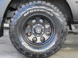 新品ジムライン16インチAWに新品BFグッドリッチATタイヤの組み合わせ!