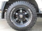 MGヴァンパイア16インチアルミ(FLEXオリジナルカラー)にBFグッドリッチMTタイヤの組み合わせ!
