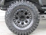 ミッキートンプソン16インチAW&MAXXISマッドタイヤの組み合わせ!