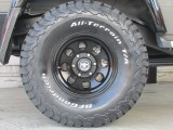 新品ジムライン15インチAWに新品BFグッドリッチATタイヤの組み合わせ!