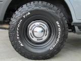 新品DEANカリフォルニア16インチAWに新品BFグッドリッチATタイヤの組み合わせ!