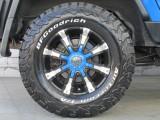 MGビースト17インチAWに新品BFグッドリッチATタイヤの組み合わせ!
