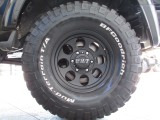 ミッキートンプソン16インチAWにBFグッドリッチMTタイヤの組み合わせ!