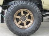 RAYS16インチAWに新品BFグッドリッチMTタイヤの組み合わせ!