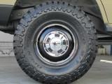 新品GARCIAシスコ16インチAWに新品オープンカントリーMTタイヤの組み合わせ!