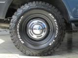 新品DEANクロスカントリー16インチAWに新品BFグッドリッチATタイヤの組み合わせ!