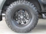 新品ジムライン16インチAWに新品BFグッドリッチMTタイヤの組み合わせ!