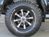 MGビースト16インチAWにBFグッドリッチMTタイヤの組み合わせ!