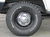DEANクロスカントリー16インチAWにBFグッドリッチMTタイヤの組み合わせ!