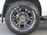 新品ジャベリン17インチAWに新品TOYOオープンカントリーRTタイヤの組み合わせ!
