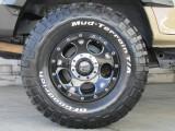 MGデーモン16インチAWにBFグッドリッチMTタイヤの組み合わせ!