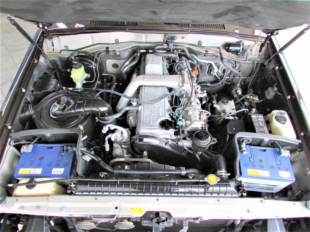 4200ccディーゼルターボエンジン!