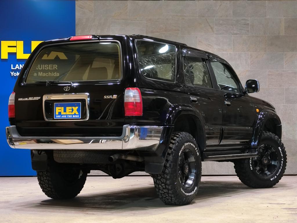 ハイラックスサーフ 2.7 SSR-X Vセレクション 4WD