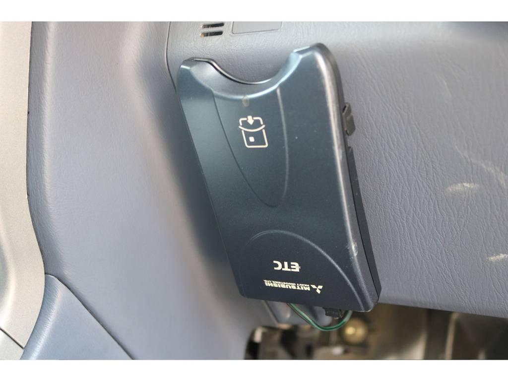 あると便利なETCも装備しております!追加でナビ等も承ります! | トヨタ ハイラックスサーフ 2.7 SSR-X Vセレクション 4WD