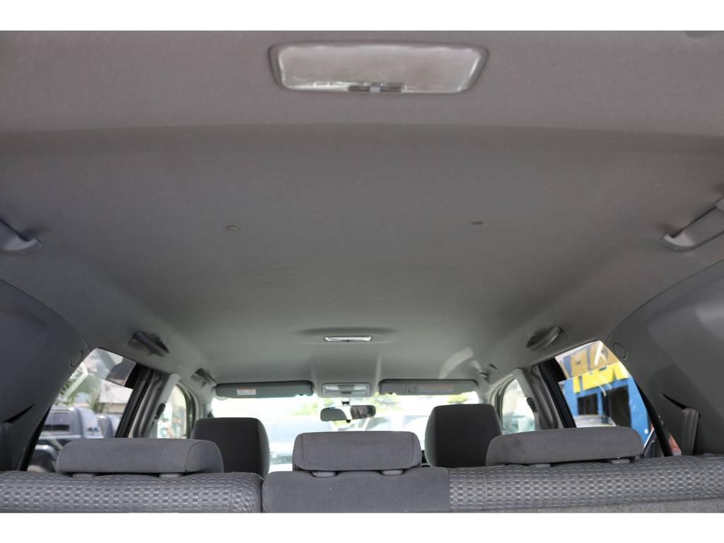 天井もご覧の通り綺麗な状態です! | トヨタ ハイラックスサーフ 2.7 SSR-X リミテッド 4WD