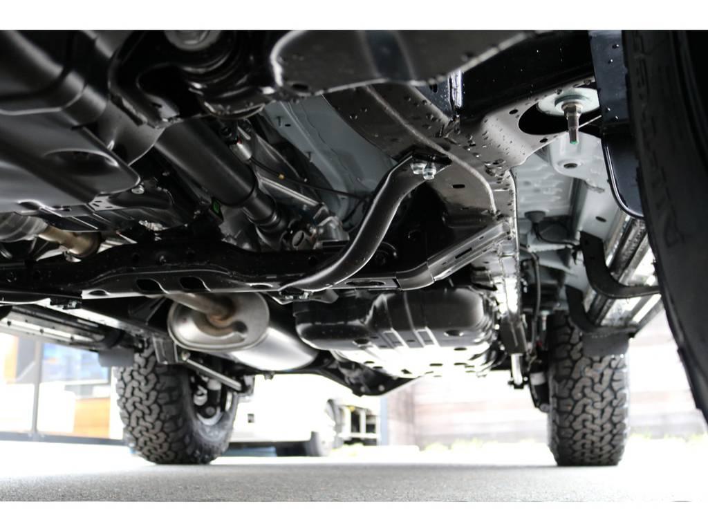 堅牢なラダーフレーム車!センターデフロック機構のフルタイム4WD! | トヨタ ランドクルーザープラド 2.7 TX Lパッケージ 4WD 5人