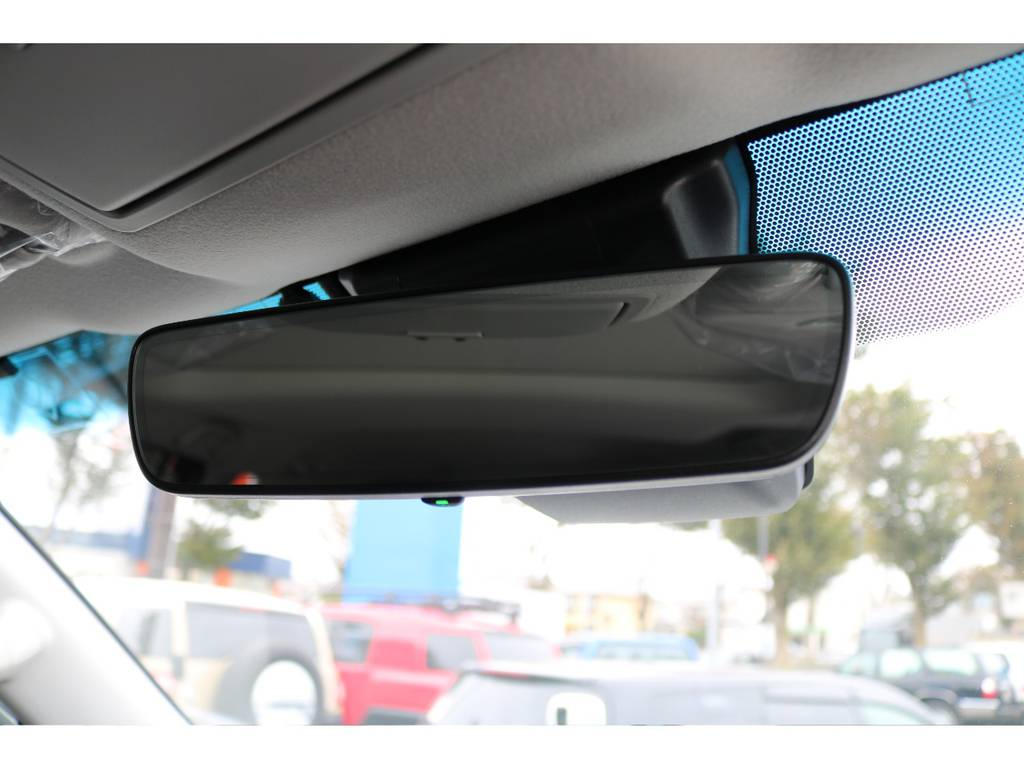 TX-Lパッケージは、防眩ミラーになります! | トヨタ ランドクルーザープラド 2.7 TX Lパッケージ 4WD 5人