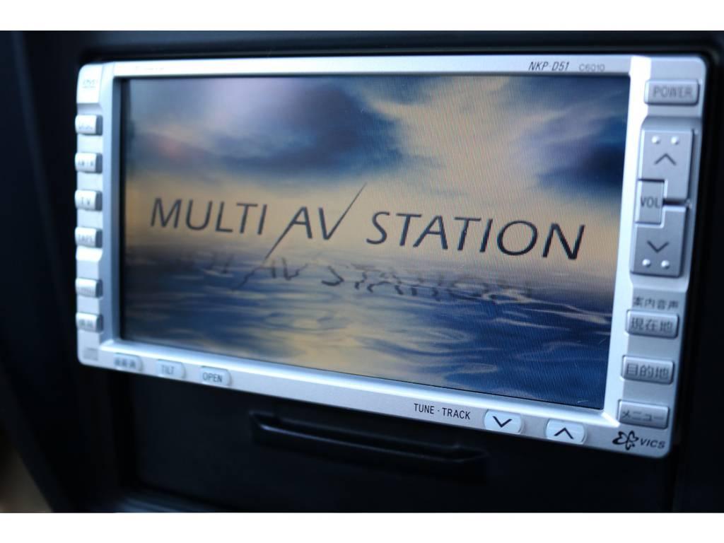 純正DVDナビ装着車!最新機種に変更等、お気軽にご相談下さい!   トヨタ ハイラックスサーフ 2.7 SSR-G 4WD