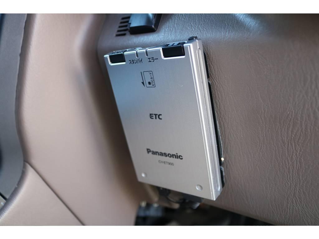 ETC車載器完備で高速道路も楽々通行です!   トヨタ ハイラックスサーフ 2.7 SSR-G 4WD