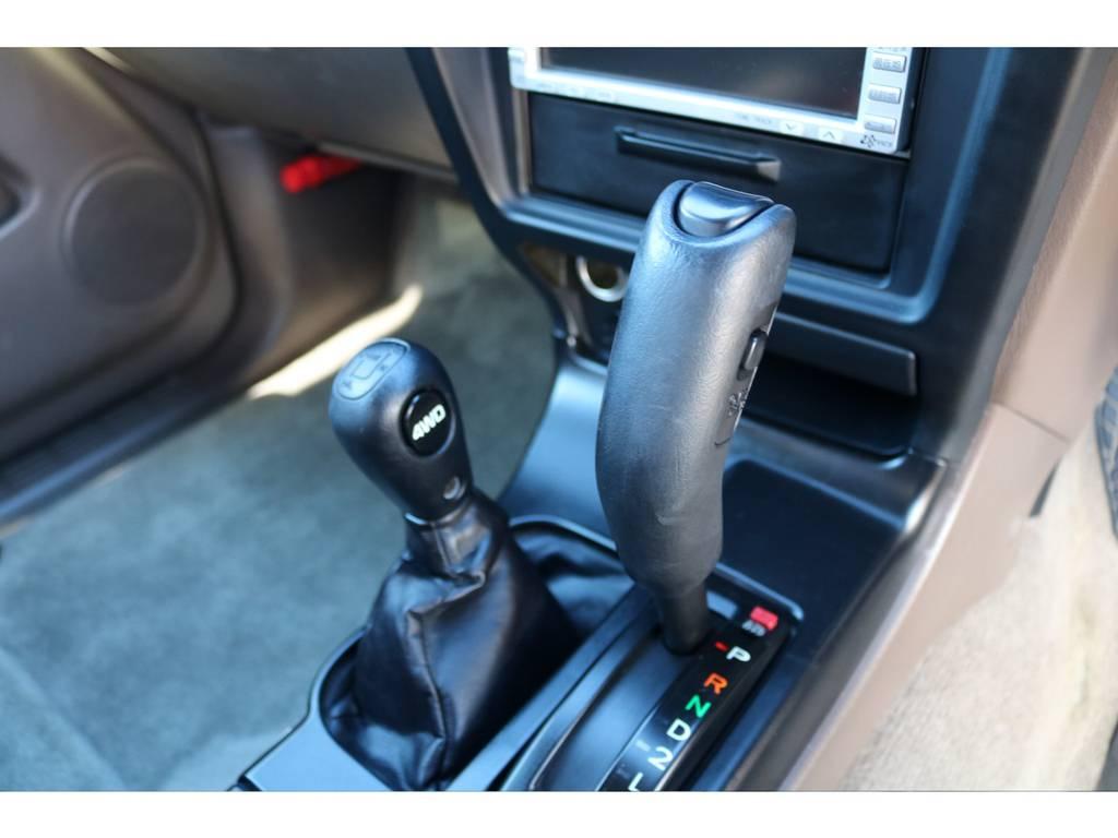 パートタイム式4WD!センターデフロック機構付き!   トヨタ ハイラックスサーフ 2.7 SSR-G 4WD